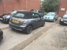 Mini Cooper S 1.6 Turbo Convertable