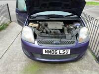 Spares or repair ford fiesta 1.25 style