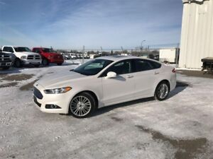 2014 Ford Fusion SE-AWD-PST PD-LEATHER