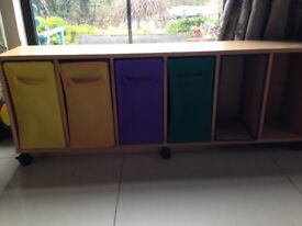 Free kids storage unit