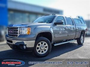2013 GMC SIERRA 2500HD SLT Crew Cab Std Box 4WD 1SD  - $305.70 B