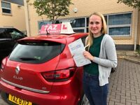 Best Quality Driving Lessons in Manchester - High 1st Time Pass Rates