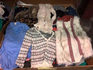 CLOTHING LIQUIDATION WHOLESALER -90% -95% OFF - BUY BY PALLET OR TRUCKLOAD