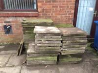 PAVING FLAGS FOR SALE 3x2