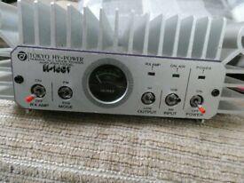2m 400watt am/fm/ssb Amplifier