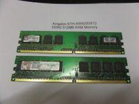 Selection of Ram Memory Modules