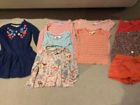 3-4 years Boden girls summer bundle