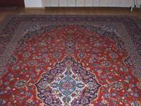 Teppich Iran Kashan handgeknüpft Bayern - Emmering Vorschau