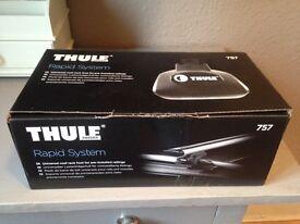 757 Thule rapid assemble foot pack unused