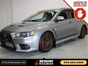 2013 Mitsubishi LANCER EVOLUTION GSR S-AWD EVO X Recaro Bluetoot