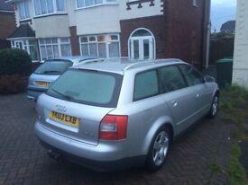 Audi A4 2003 1.9 TDI