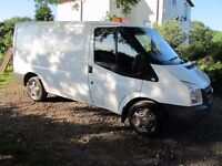 transit 2.2 tdci 2007 long mot good all round condition PRICE IS NO OFFERS