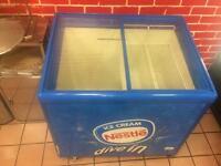 Chest Freezer ice cream