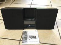 Logitech Audiostation stereo system for I-pod