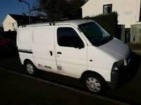 6605862932 2002 Suzuki Carry 1.3 Manual Petrol Van