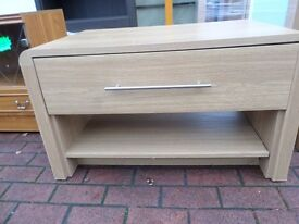 COFFEE TABLE, OAK COLOUR. NEW