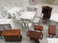 Dolls house furniture for sale!