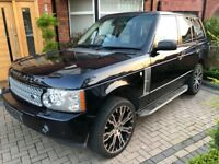 Range Rover Vogue, TDV6, Diesel, Top of the range! Great car!