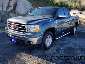 2013 GMC Sierra 1500 SLE/5.3L/BLUE TOOTH
