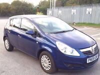 VAUXHALL CORSA 1.3 CDTI ECOFLEX,HPI CLEAR,1 OWNER,A/C,30 ROAD TAX,FULL SERVICE HISTORY,4 NEW TYRES
