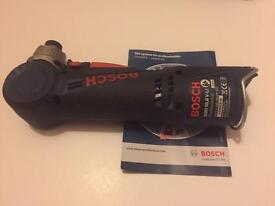 Brand new Bosch GWI 10.8 pivot drill - bare unit