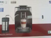 """Severin KV 8061 Fully automatic """"Piccola premium""""including thermo milk contain"""