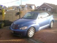 CHRYSLER PT CRUISER AUTO CABRIOLET TOURING EDITION 2006