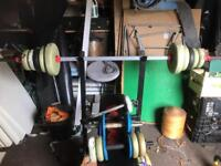 Weights now sold