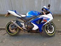 SUZUKI GSXR 1000 K7 2007 NOT 600/750 ,NO PX