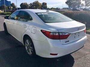 2013 Lexus ES 350 PREMIUM PACKAGE low mileage one owner always s