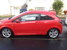 very low mileage corsa sxi with sport pack VXR style pack