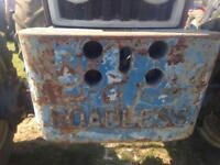 Recplia Roadless Ford Tractor Weight Block