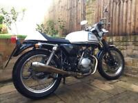 AJS Cadwell 125 Cafe Racer. CBT Learner Legal and 2 years MOT left