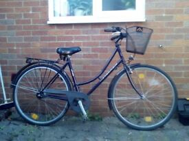 Dutch Style Bike only £85