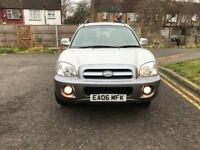2006 Hyundai Santa Fe 2.0 CRTD CDX Station Wagon 5dr Manual @07445775115