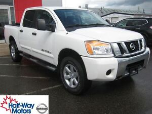 2012 Nissan Titan SV | So Rugged!