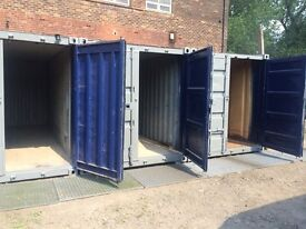 Shipping container storage/ self storage 24hr access