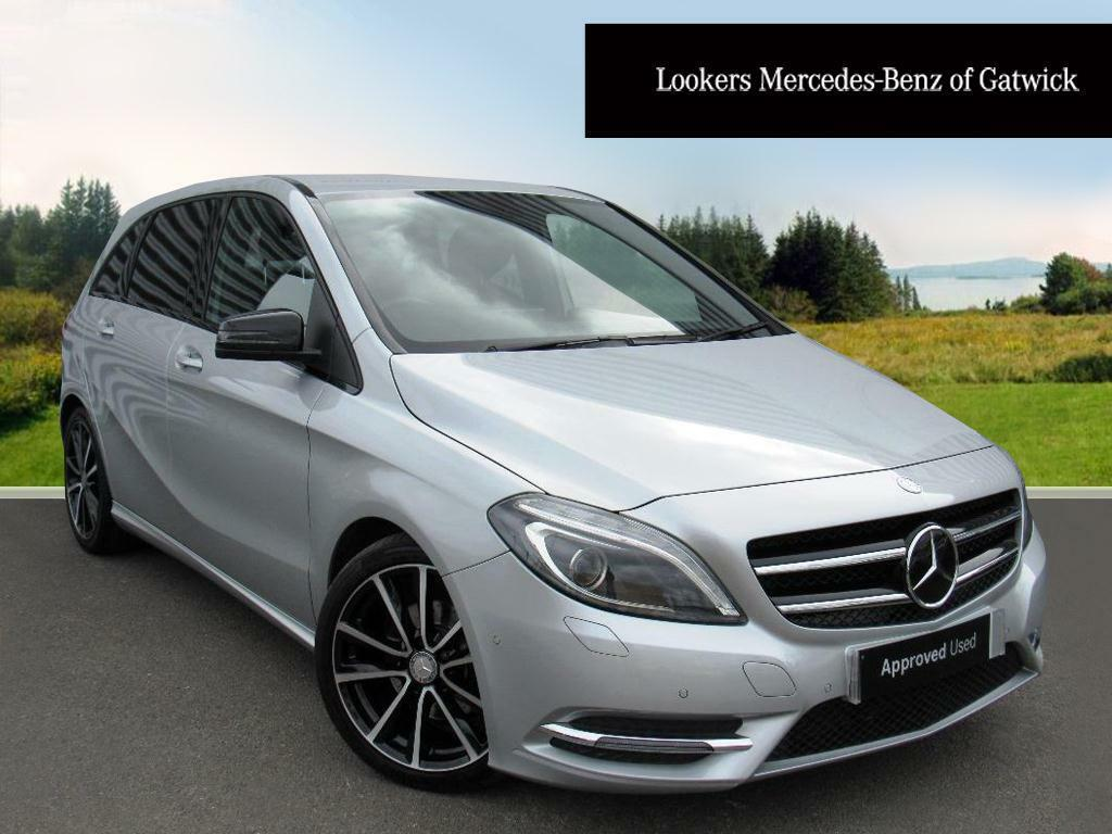 mercedes benz b class b200 cdi blueefficiency sport. Black Bedroom Furniture Sets. Home Design Ideas