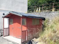 Garden summer house / shed for sale