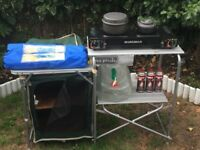 CAMPING EQUIPEMENT (tent)