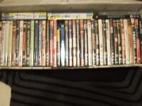 52 DIFFERENT DVDs - See description and pictures