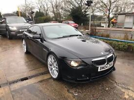 Bmw 645ci e63 coupe low mileage