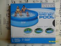 Two 8' pools.