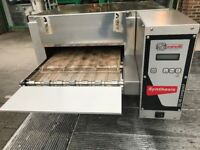 """ELECTRIC 16"""" ZANOLLI PIZZA OVEN CONVEYOR BELT CATERING COMMERCIAL KITCHEN CAFE KEBAB CHICKEN SHOP"""