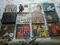CDs..played once,as new,many unplayed and sealed. £8 each (3 for £20)