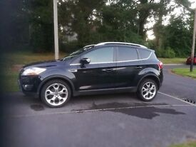Ford Kuga manual 2012 45250 mile fsh by hendy heated windscreen heated seat, sat nav rear camera