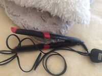 'Style Studio, New York San Francisco' professional hair straighteners in good condition