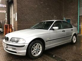 BMW 320D DIESEL SALOON WORKING SPARES OR REPAIRS!!