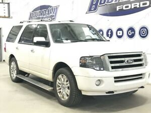 2013 Ford Expedition Limited 5.4L
