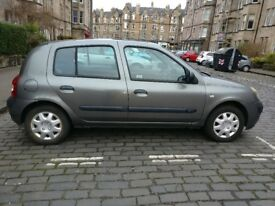 Renault Clio 2003 - Dependable Runaround
